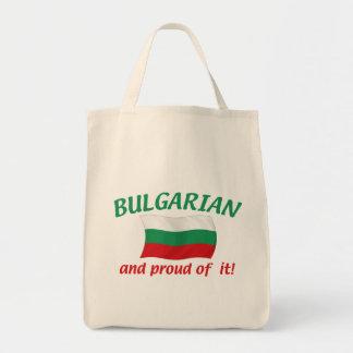 Proud Bulgarian Tote Bag