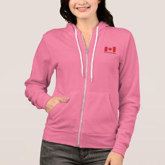 Proud Canadian Nurse-Obstetrics (customizable) Hoodie