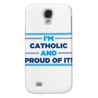 Proud Catholic Samsung Galaxy S4 Cover