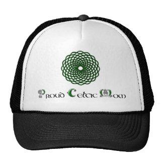 Proud Celtic Mom Hat