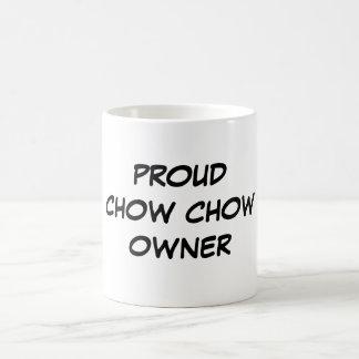 """Proud Chow Chow Owner"" Mug"
