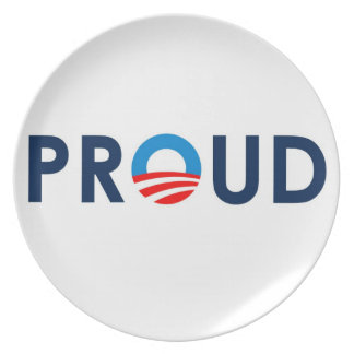 """""""PROUD"""" Collector's Plate"""