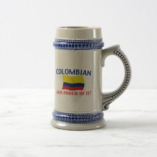 Proud Colombian Mug