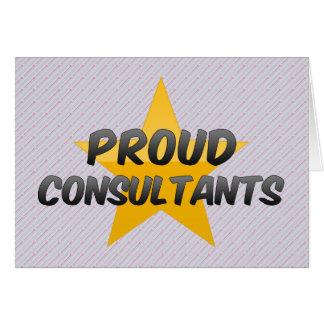 Proud Consultants Card