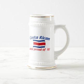 Proud Costa Rican Mugs