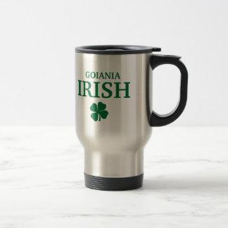 Proud Custom Goiania Irish City T-Shirt Coffee Mug