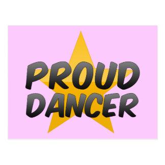 Proud Dancer Post Card