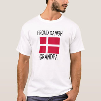 Proud Danish Grandpa T-Shirt