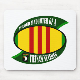 Proud Daughter Mouse Pad