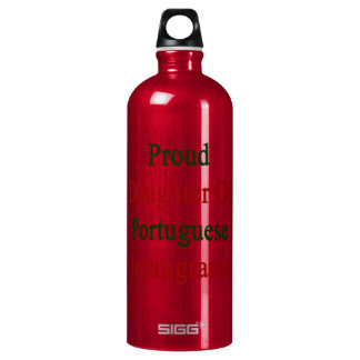 Proud Daughter Of Portuguese Immigrants SIGG Traveller 1.0L Water Bottle