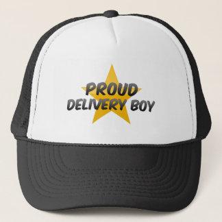 Proud Delivery Boy Trucker Hat