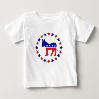 Proud Democrat Stars Original Baby T-Shirt