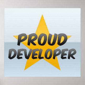 Proud Developer Print