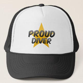 Proud Diver Trucker Hat