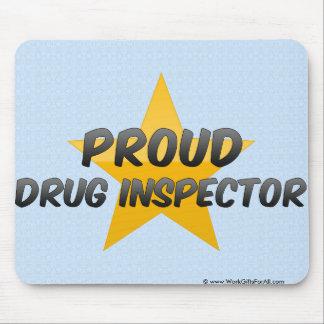 Proud Drug Inspector Mousepad