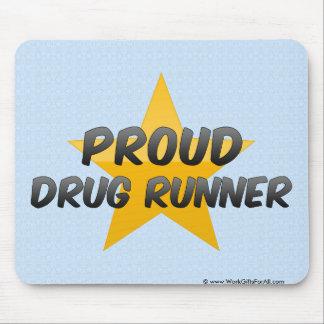 Proud Drug Runner Mousepads