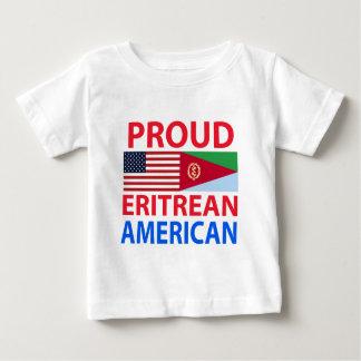 Proud Eritrean American Baby T-Shirt