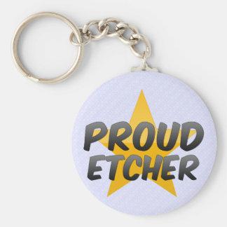 Proud Etcher Key Chains