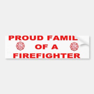 PROUD FAMILY BUMPER STICKER