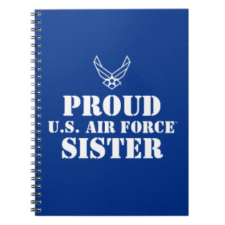 Proud Family - Logo & Star on Blue Note Book