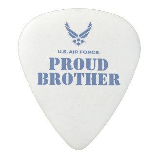 Proud Family – Small Air Force Logo & Name Acetal Guitar Pick
