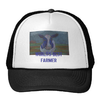 Proud Farmer Dairy Cow Cap