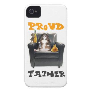 """Proud Father"" Blackberry Case"
