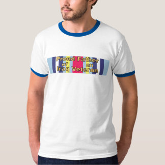 Proud Father of an Iraq Veteran - 2 T-Shirt