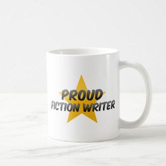 Proud Fiction Writer Mug