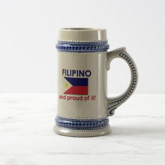 Proud Filipino Mugs