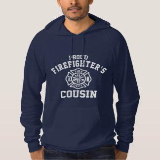 Proud Firefighter's Cousin Hoodie