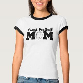 Proud Football Mom T-shirts