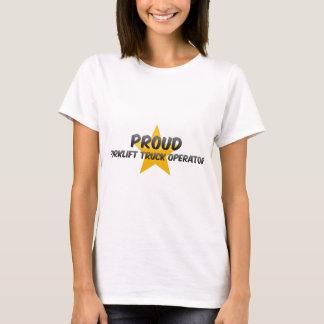 Proud Forklift Truck Operator T-Shirt