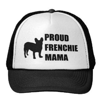 Proud Frenchie Mama Cap