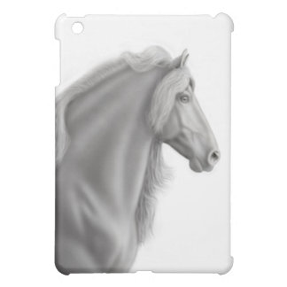 Proud Friesian Horse iPad Case