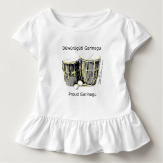 Proud Garifuna Baby Girl Dress