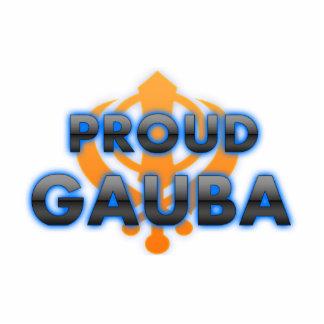 Proud Gauba, Gauba pride Cut Out