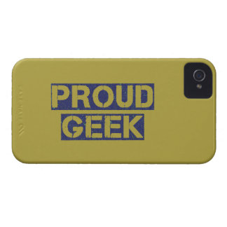 Proud Geek iPhone 4 Case-Mate Cases