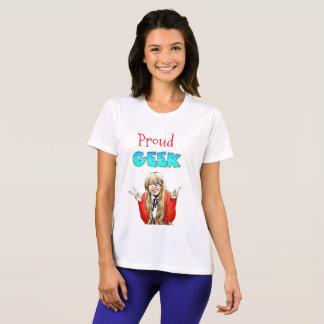 Proud Geek Funny Shirt