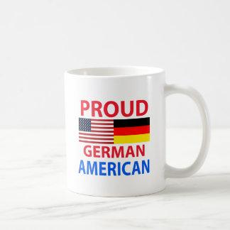 Proud German American Coffee Mug