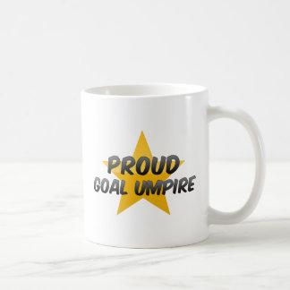 Proud Goal Umpire Coffee Mugs