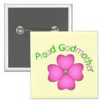 Proud Godmother Pins