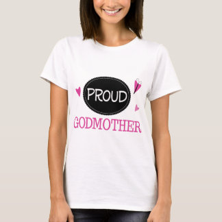Proud Godmother T-Shirt