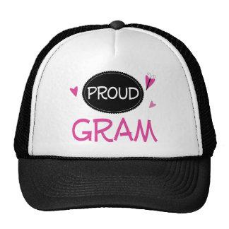 Proud Gram Mesh Hats