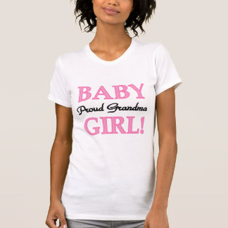 Proud Grandma Baby Girl Tshirts and Gifts
