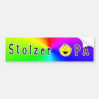 Proud GRANDPA Bumper Sticker
