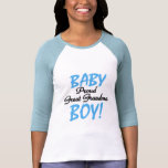 Proud Great Grandma Baby Boy Tshirts and Gifts