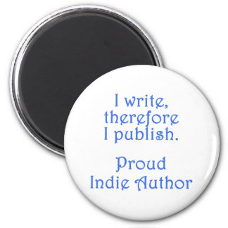 Proud Indie Author Magnets