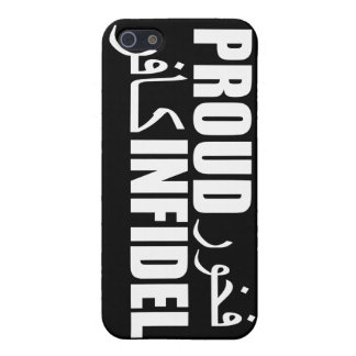 Proud Infidel iPhone 5/5S Cases