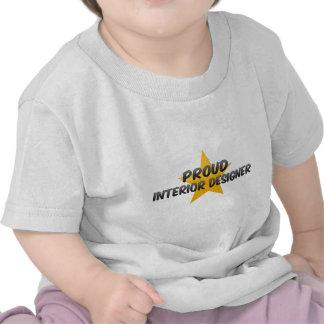 Proud Interior Designer T-shirt